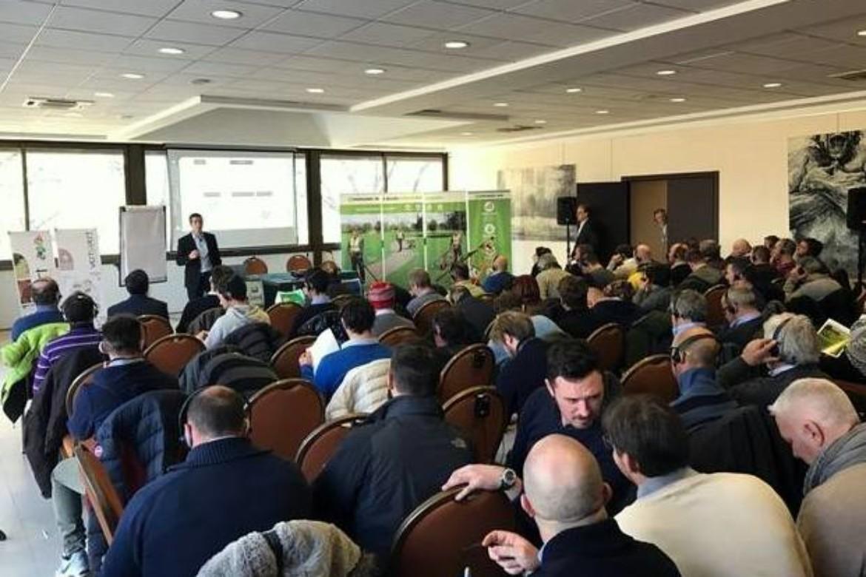 Scatti dall'evento formativo UMC sulla gestione ecocompatibile del verde
