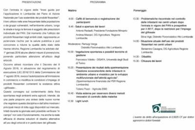UMC a Fondazione Minoprio