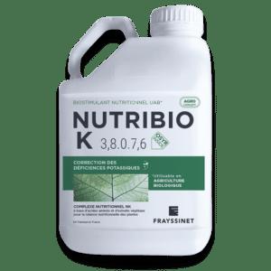 Concime liquido con potassio Nutribio K
